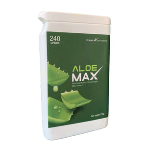 AloeMax - High Strength Aloe Vera Tablets