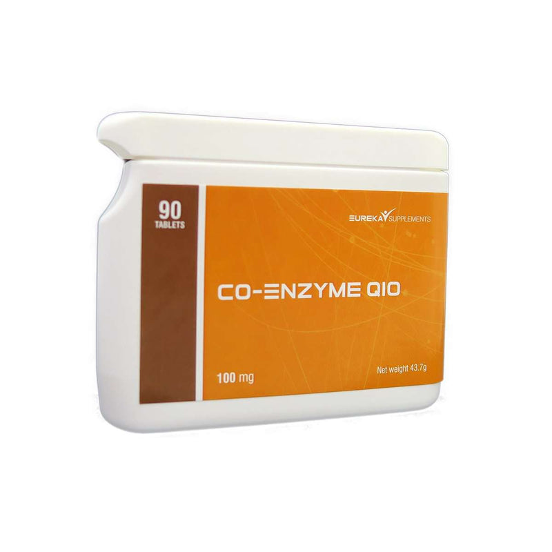 Co-Enzyme Q10 Tablets 100Mg