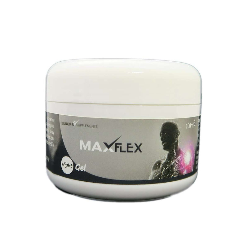 MaxFlex Night Gel - Warming Glucosamine Gel