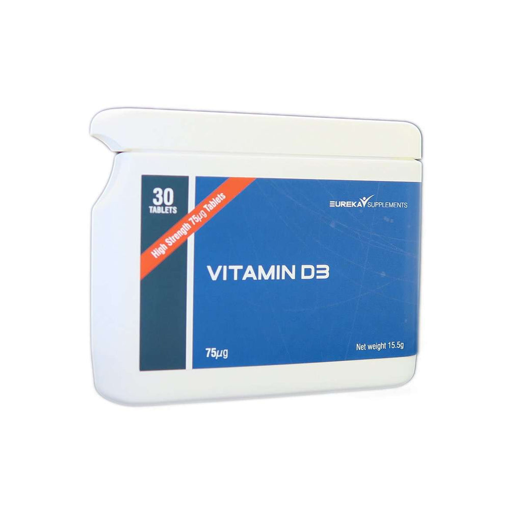 Vitamin D3 - High Strength 3000iu