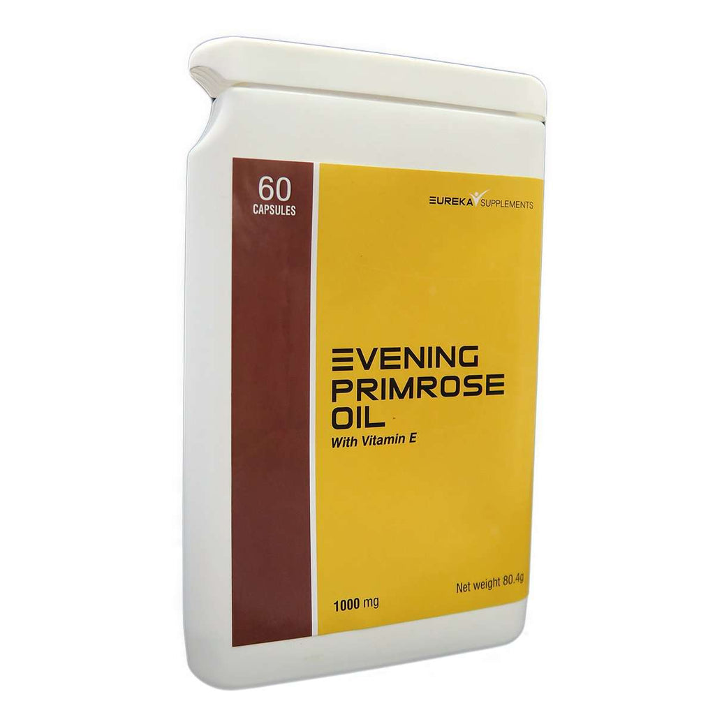 Evening Primrose Oil (EPO) 1000mg + Vitamin E