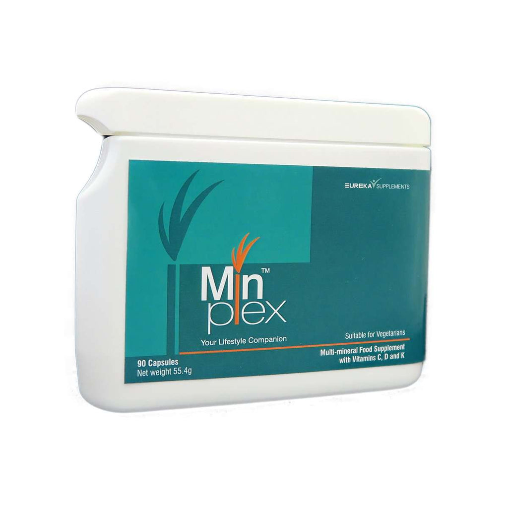 MinMax (Previously MinPlex) - Premium Essential Minerals Food Supplement