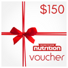 Second To None Nutrition Yeppoon Gift Voucher $150