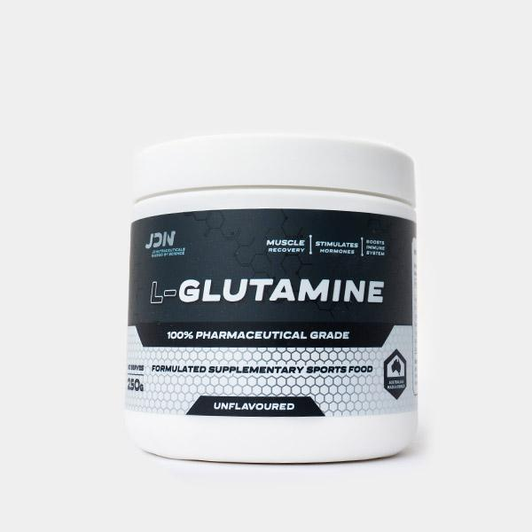 L-Glutamine by JD Nutraceuticals 50 serves
