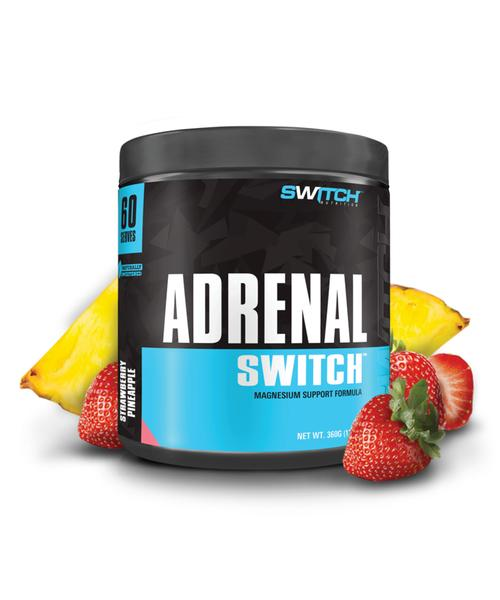 SWITCH Adrenal Strawberry Pineapple 30 serves
