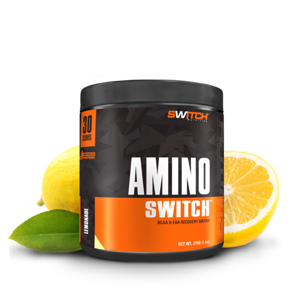 SWITCH Amino Lemonade 30 serves