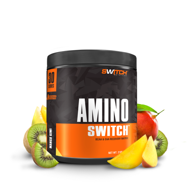 Amino SWITCH Mango Kiwi 30 serves