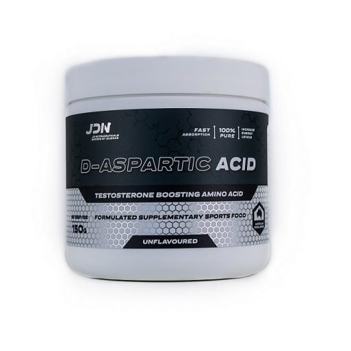 JD Nutraceuticals D-Aspartic Acid 50 serves
