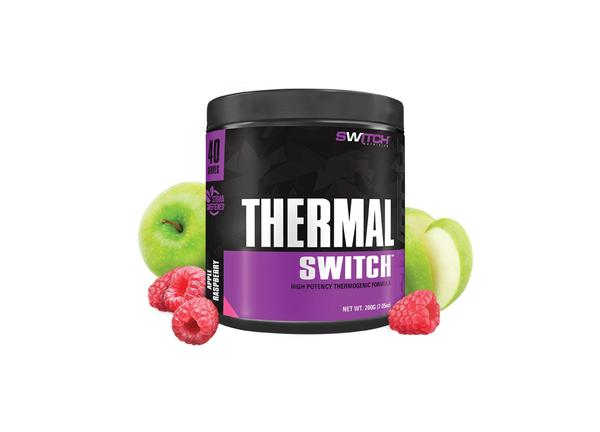 Thermal SWITCH Apple Raspberry 40 serve