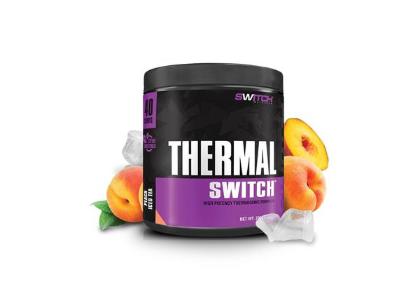 SWITCH Thermal Peach Ice Tea 40 serve