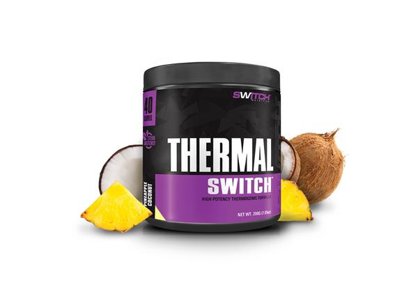 Thermal SWITCH Pineapple Coconut 40 serve