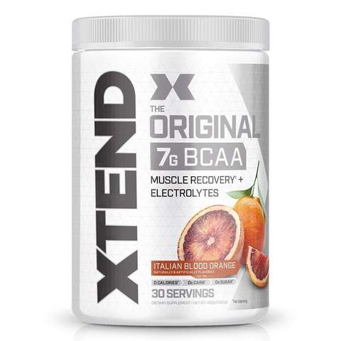 Scivation XTEND BCAA - Glacial Grape 30 serve