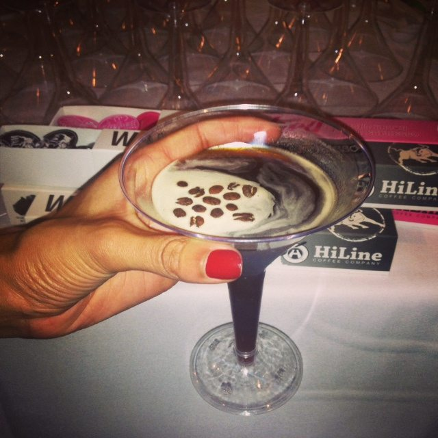 Holiday Cocktails Featuring HiLine Coffee