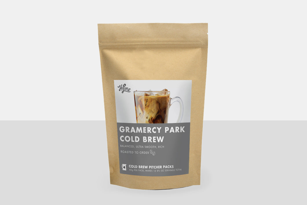 Gramercy Park Cold Brew