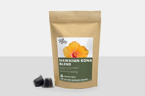 Kona Blend for Nespresso <br> 20 Pods for Nespresso