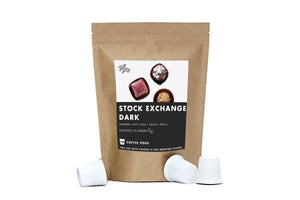 Stock Exchange Dark