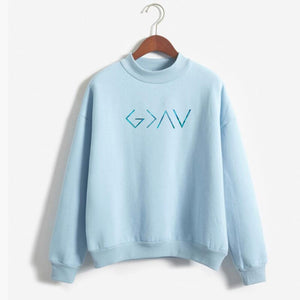 God Is Greater Sweater