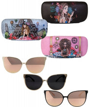 Load image into Gallery viewer, Mirrored Polarized Cateye Sunglasses