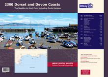 Load image into Gallery viewer, Imray 2300 Dorset And Devon Coasts Chart Pack