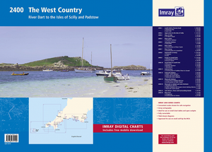 Imray 2400 West Country Chart Pack