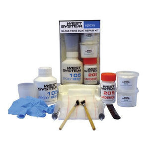 West System 105-K Fibreglass Repair Kit