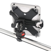 Load image into Gallery viewer, Scanstrut ROKK Mini Tablet Mount kit with Rail Base