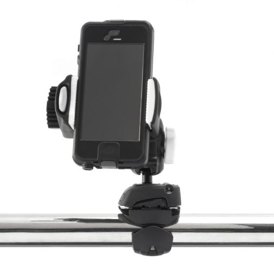 Scanstrut ROKK Mini Phone Mount kit with Rail Base
