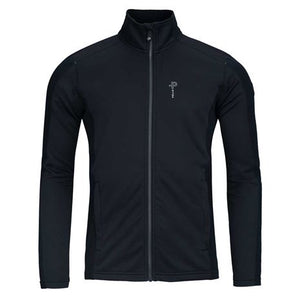 Pelle P Men's Plannard Zip in Dark Navy Blue