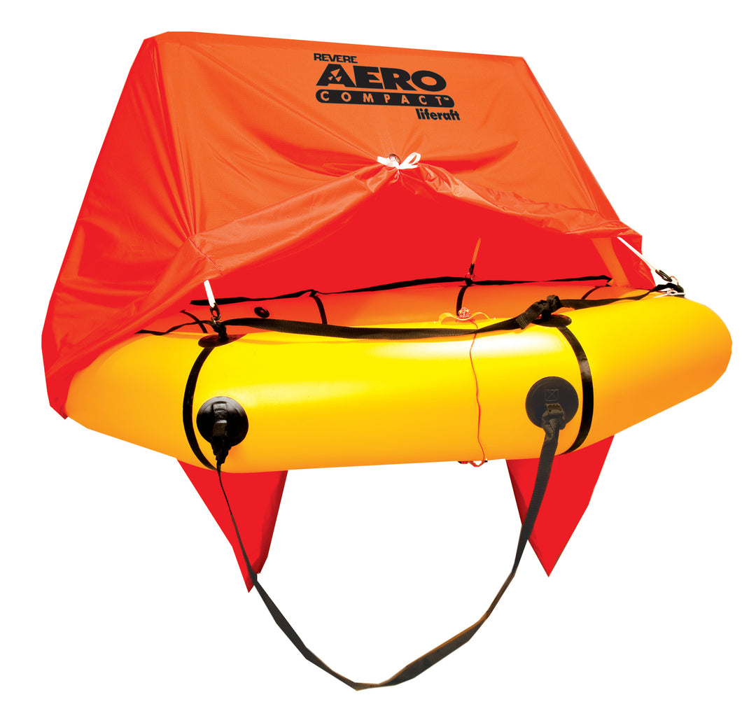 Revere AERO Compact 2 Man Raft with Canopy