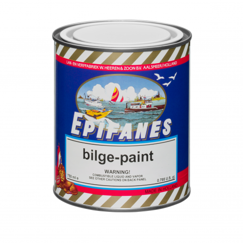 Epifanes Bilge Paint Grey 750ML
