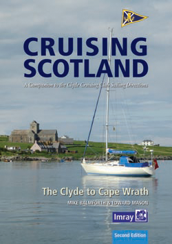 Imray Cruising Scotland Pilot