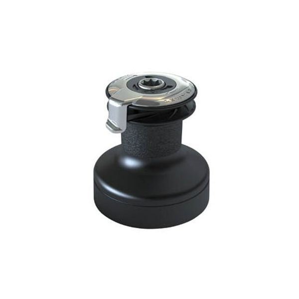 Lewmar Evo 15 Self Tailing Winch - Black Alloy