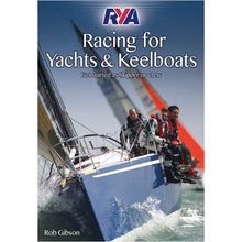 Load image into Gallery viewer, RYA Racing for Yachts & Keelboats (G107)