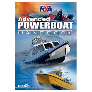RYA Advanced Powerboat Handbook (G108)