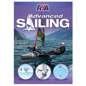 seahorse-chandlery, RYA Advanced Sailing (G12), RYA, Book