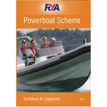 Load image into Gallery viewer, RYA Powerboat Schemes - Syllabus & Logbook (G20)