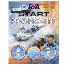 Load image into Gallery viewer, RYA Start Powerboating (G48)