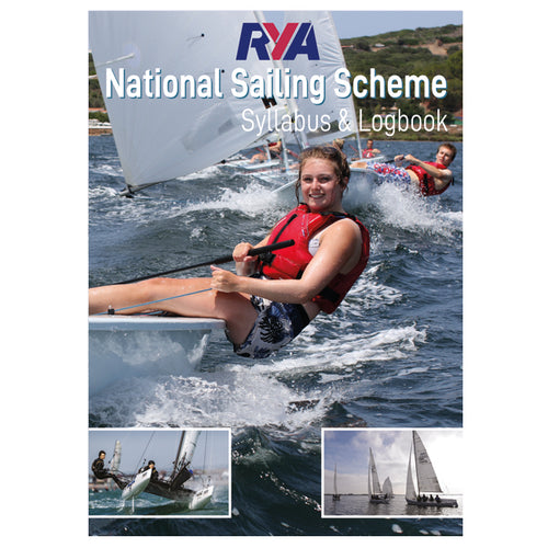 seahorse-chandlery, RYA National Sailing Scheme Syllabus and Logbook (G4), RYA, Books