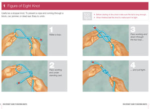 RYA Pocket Guide to Boating Knots (G60)