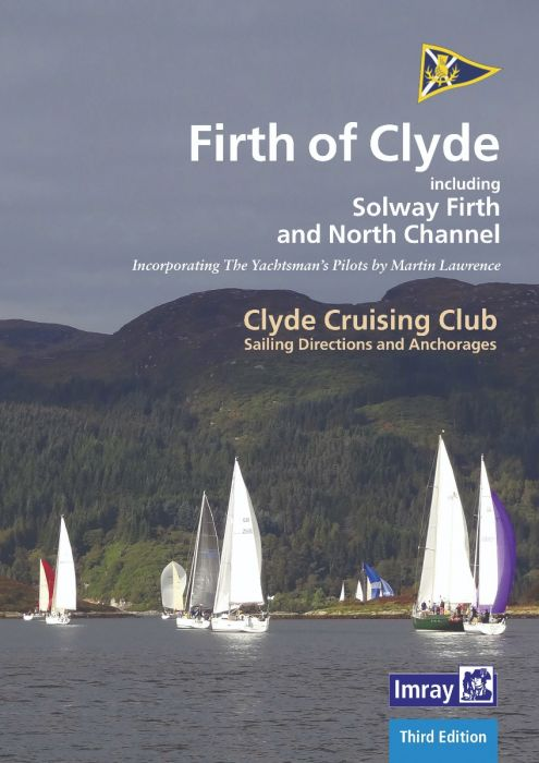 Imray Firth Of Clyde Pilot