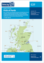 Load image into Gallery viewer, Imray c27 Chart: Firth Of Forth