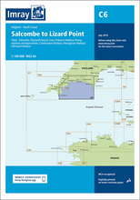 Load image into Gallery viewer, Imray C6 Chart: Salcombe To Lizard Point