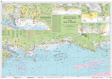 Load image into Gallery viewer, Imray C9 Chart: Beachy Head To Isle Of Wight