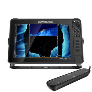Lowrance HDS-12 Live-With Live Active Imaging 3 in 1 Transducer