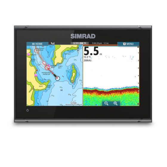 Simrad GO 12 XSE-Display Only