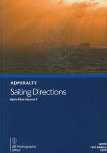NP20 - Admiralty Sailing Directions: Baltic Pilot Volume 3 (14th Edition)