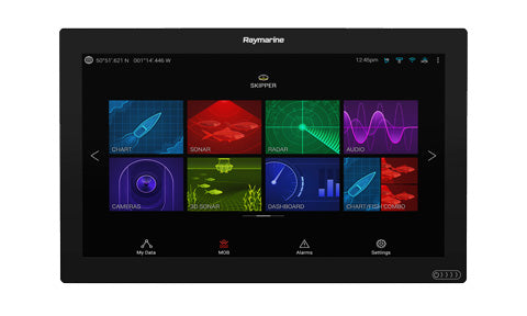 Raymarine Axiom XL 19 Glass Bridge