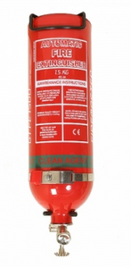1.5Kg Auto GTFE FM Exting. (1.7 Cubic Mt) ( Auto Fire Suppression)