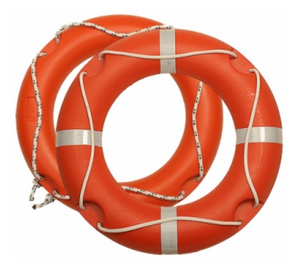 "30"" Lifebuoy 4Kg - MCA - Thickness 110mm"
