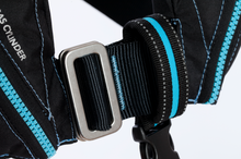 Load image into Gallery viewer, Kru Sport ProADV Automatic with Harness Lifejacket in Carbon / Sky